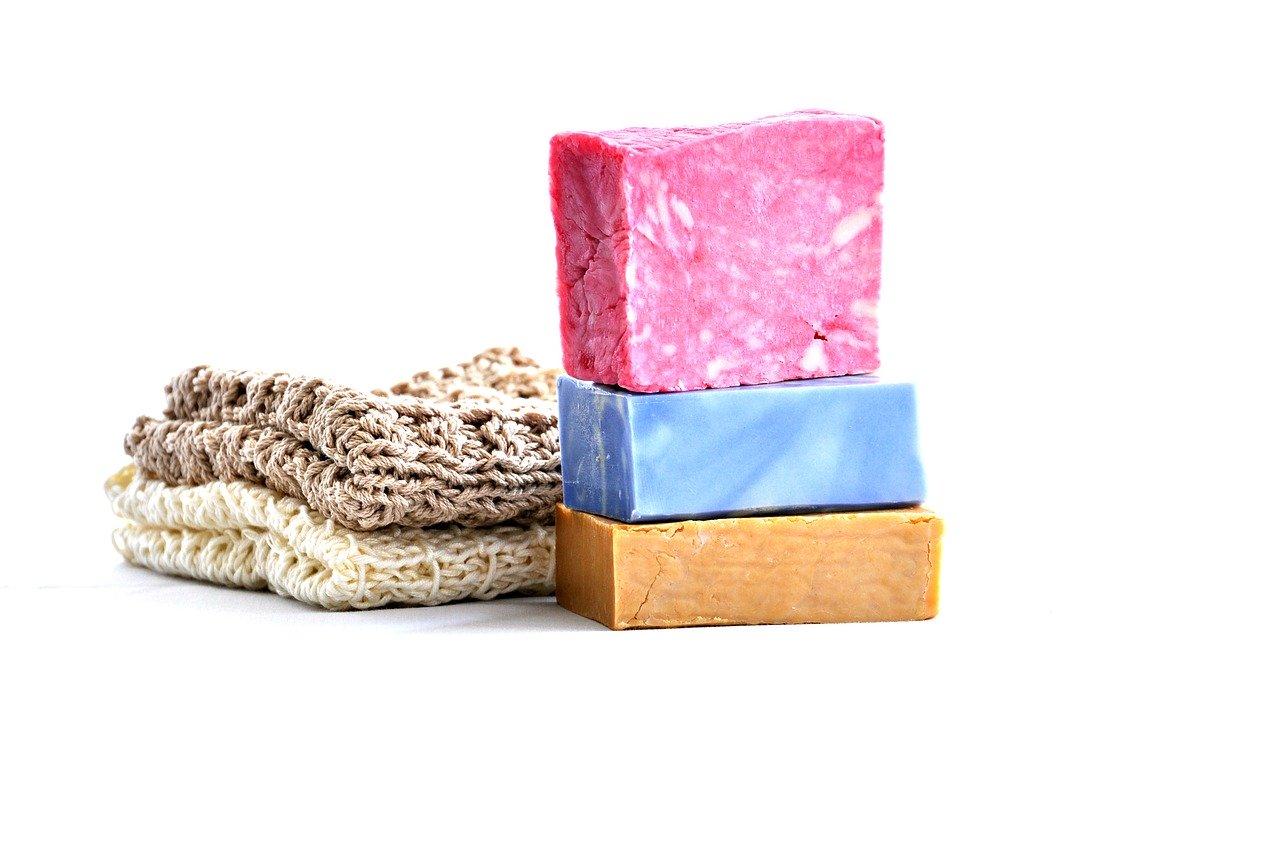 Alkalifreie Seife für sorgsame Pflege der Haut