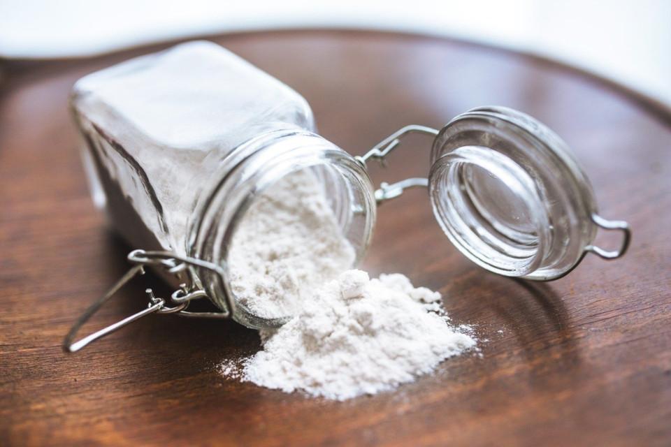Fettfreies Milchpulver kann man als Alternative zu Milch nehmen.