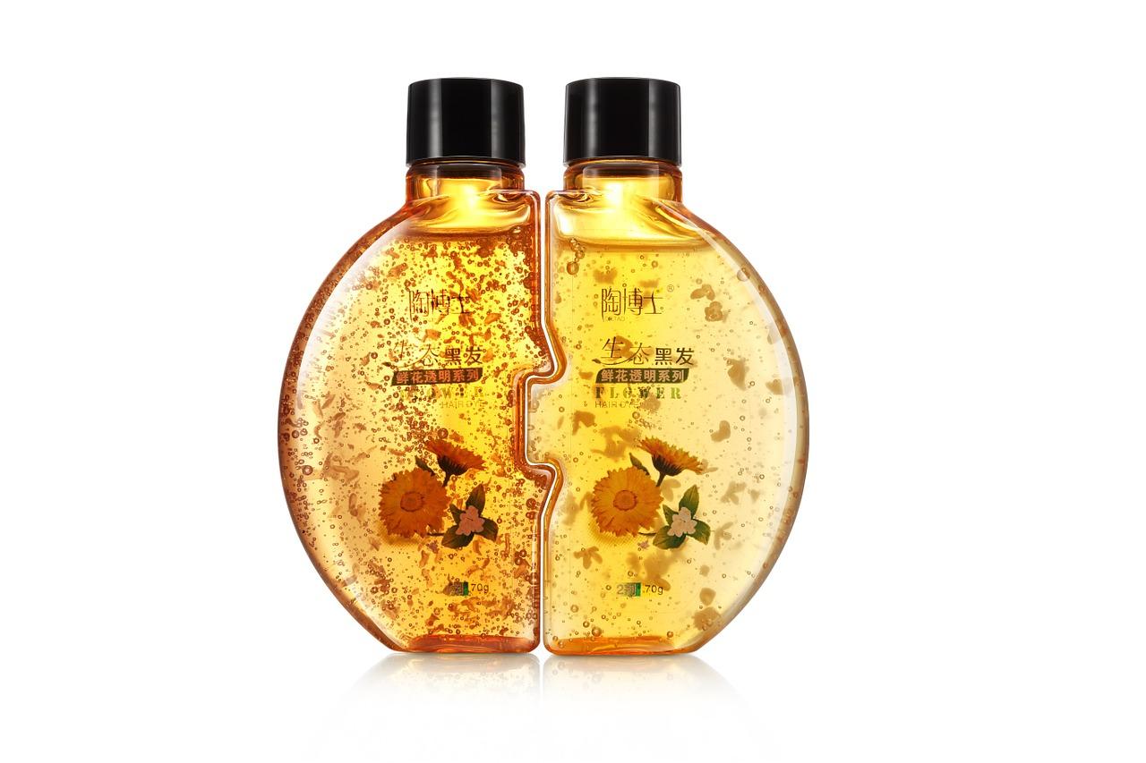 Salzfreies Shampoo für gepflegte Haare