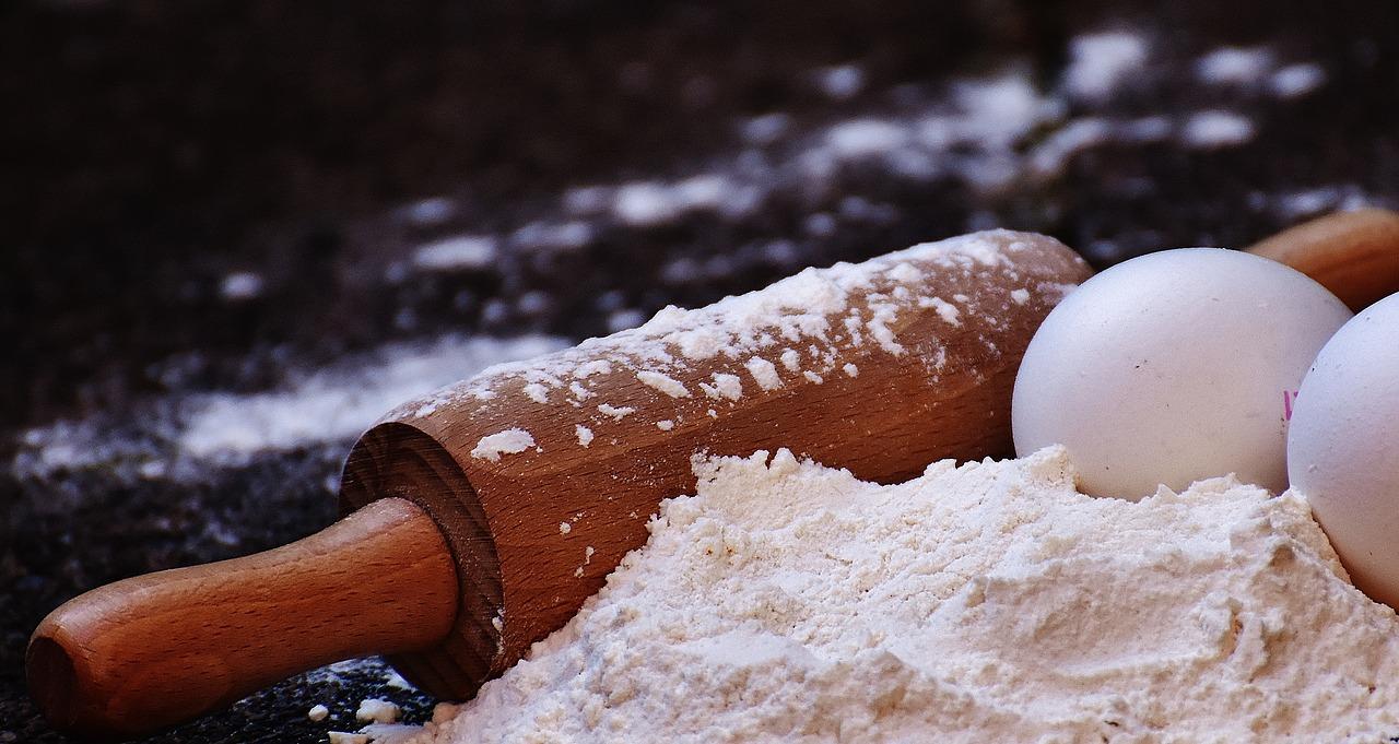 Glutenfreies Vollkornreismehl zum Backen
