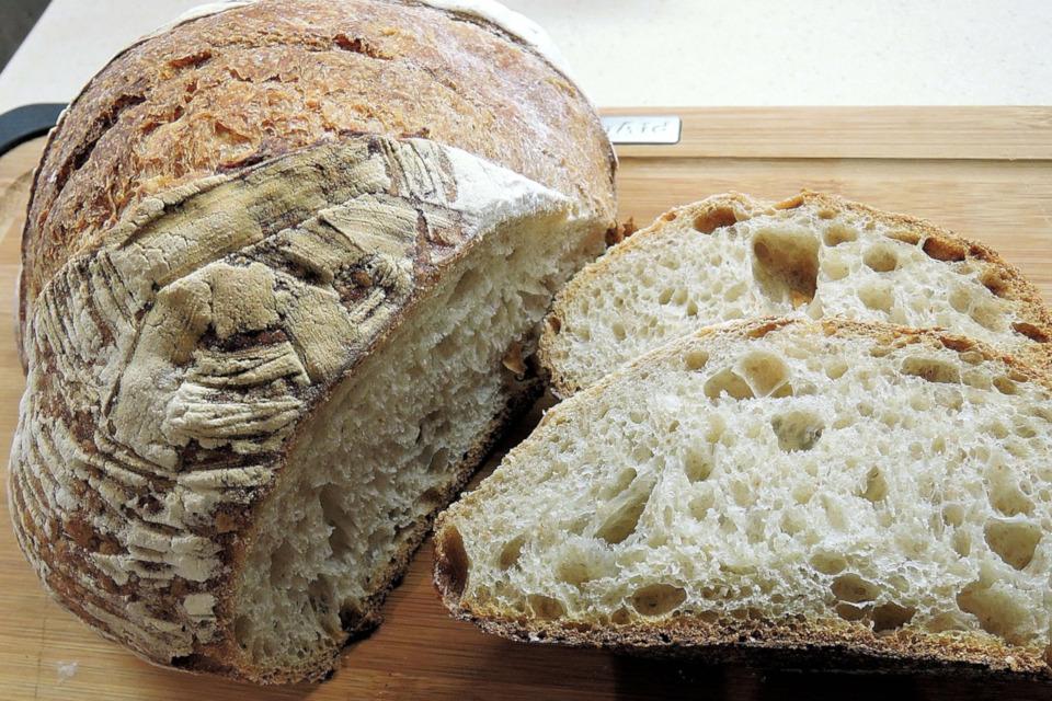 Glutenfreier Trockensauerteig: Zuhause selber backen