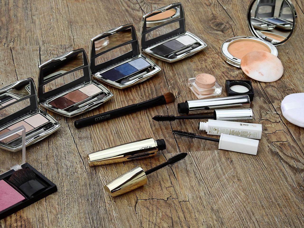 Ölfreier Mascara für schöne Wimpern