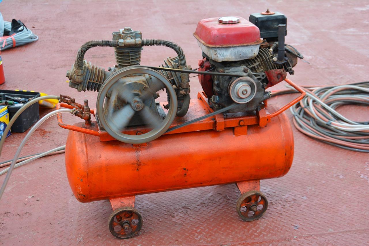 Ölfreier Druckluftkompressor für den Hausgebrauch