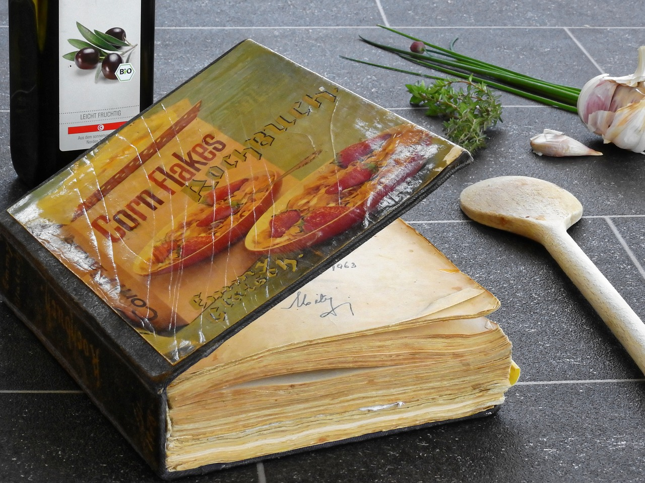 Glutenfreies Kochbuch für leckeres Essen