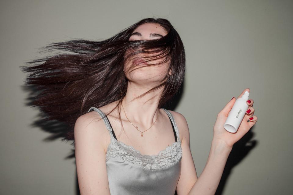 Parfümfreies Haarspray für gesunden Glanz