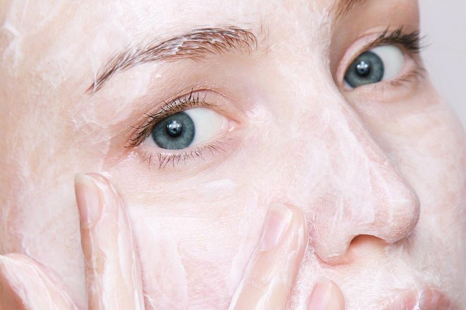 Parfümfreie Gesichtspflege
