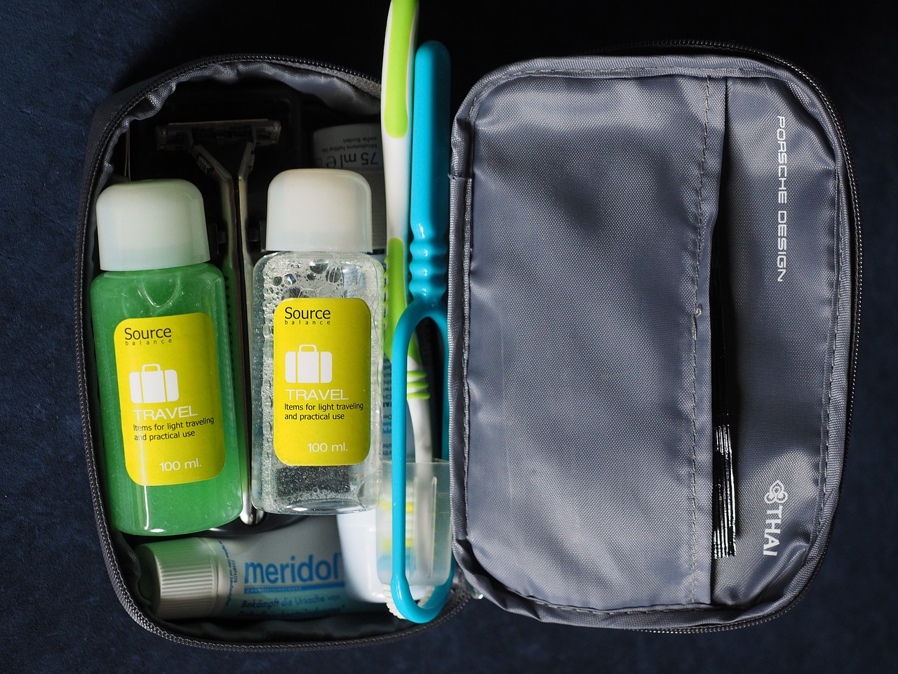 Parfümfreies Duschgel für sensible und gepflegte Haut