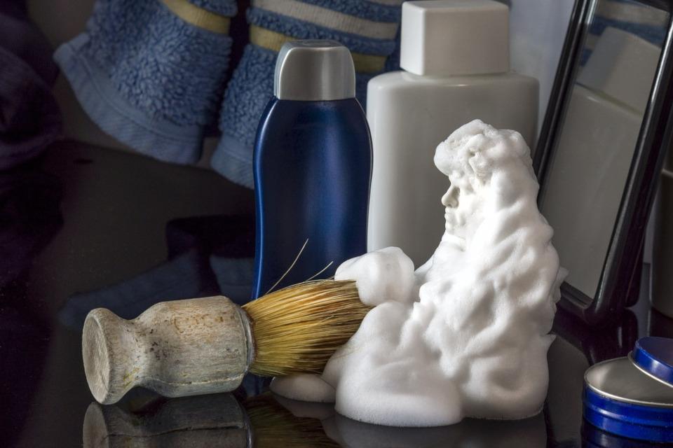 Rasierschaum parfümfrei – Gut für die Haut