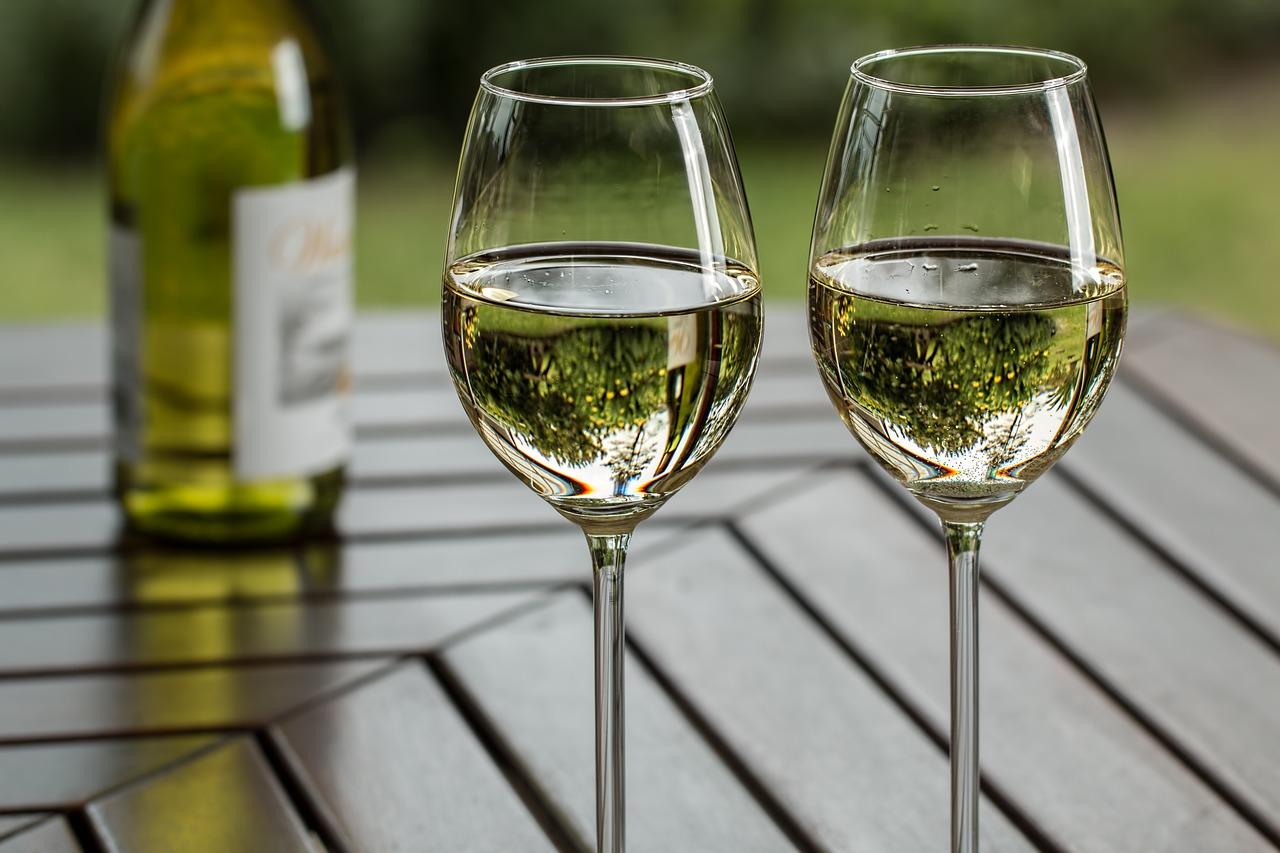 Alkoholfreier Weißwein mit erfrischendem Genuss