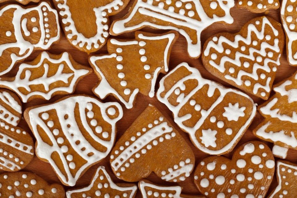 Zuckerfreie Lebkuchen für herzhaften Genuss