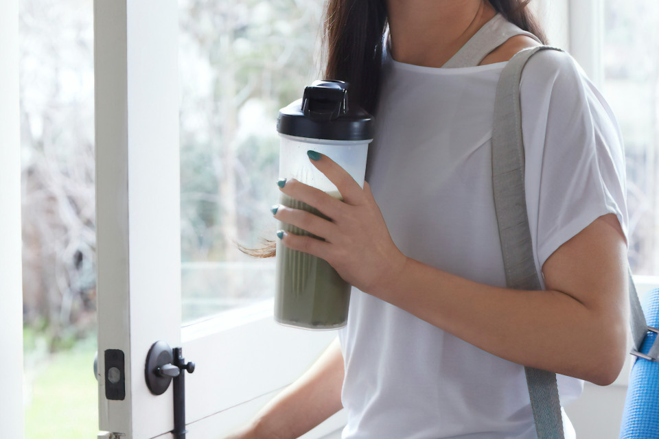 Milchfreie Fitnessprodukte: Laktosefreie Shake