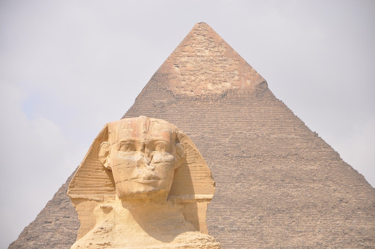 Das Ägyptische Museum in Kairo