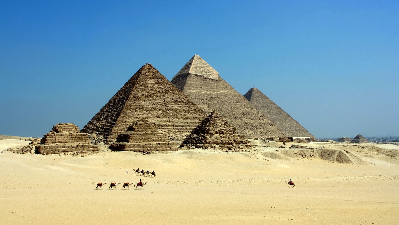 Informationen zu Pyramiden